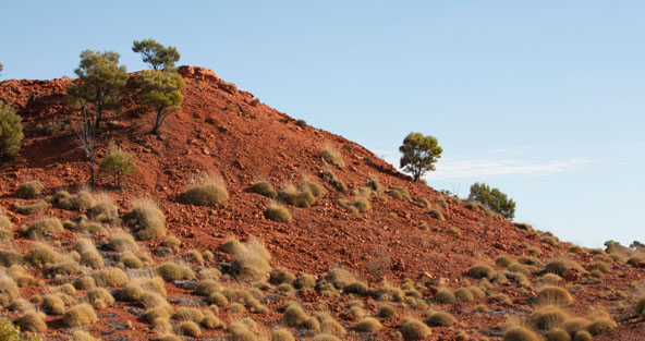 Australian Desert